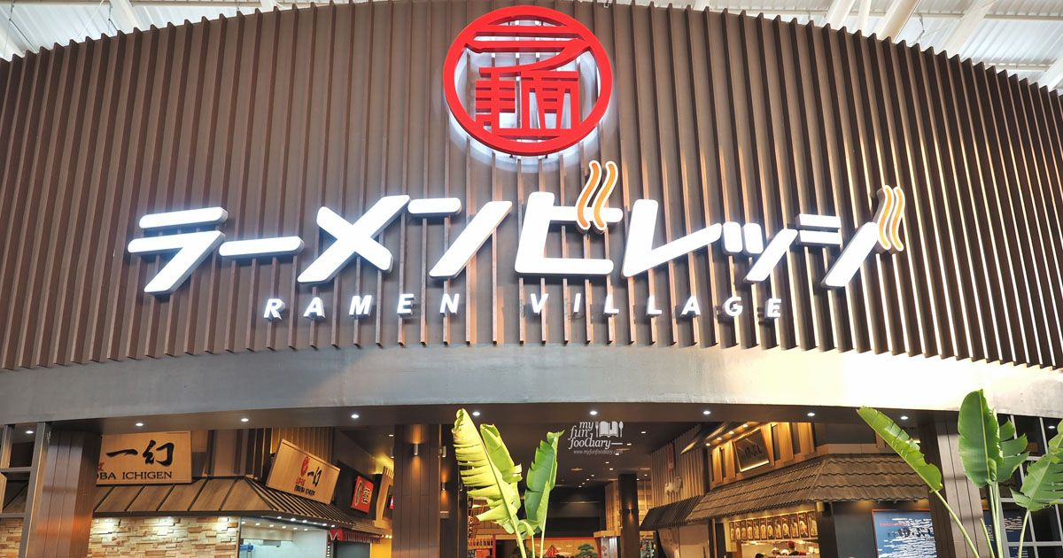 [NEW SPOT] Experience RamenHopping at Ramen Village Aeon