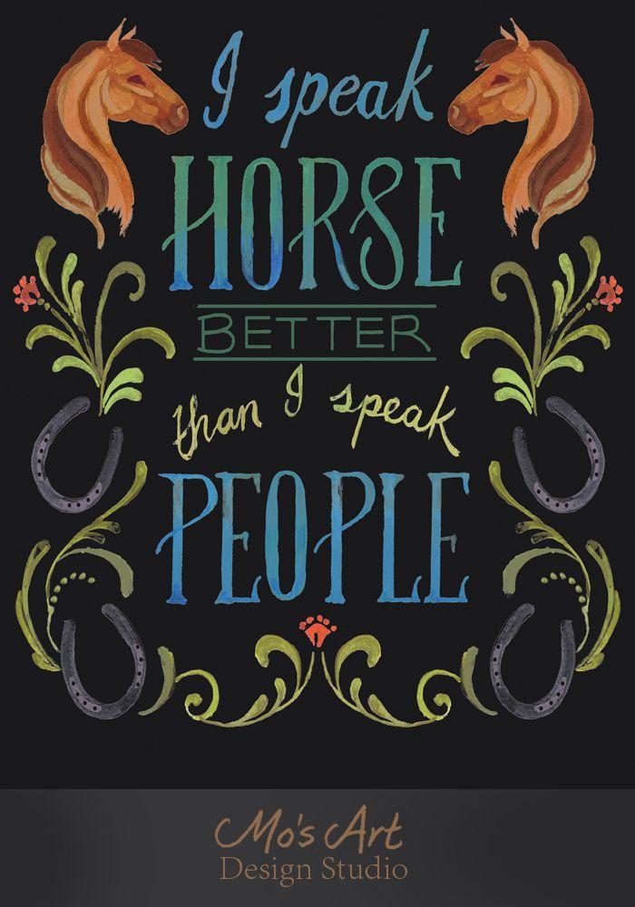 Pferdespruche Englisch Pferde Reiten Und Pferdespruche