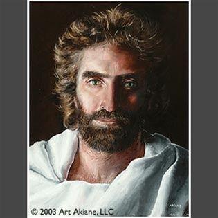 Prince Of Peace Faith Jesus Face Akiane Kramarik