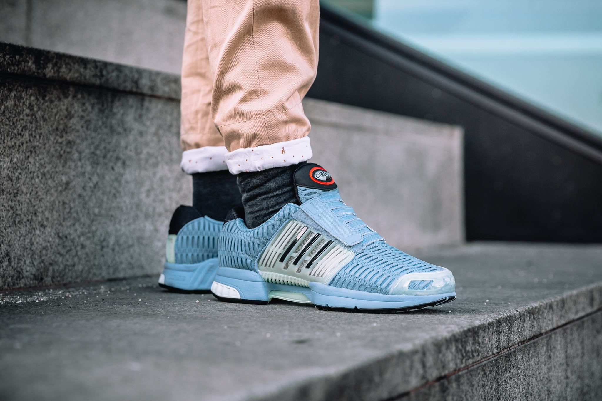adidas ClimaCool 1 CMF 'Tactile Blue' (via…