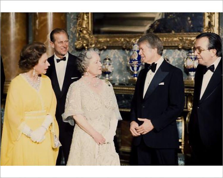 PhotographPolitics World Leaders at Buckingham Palace
