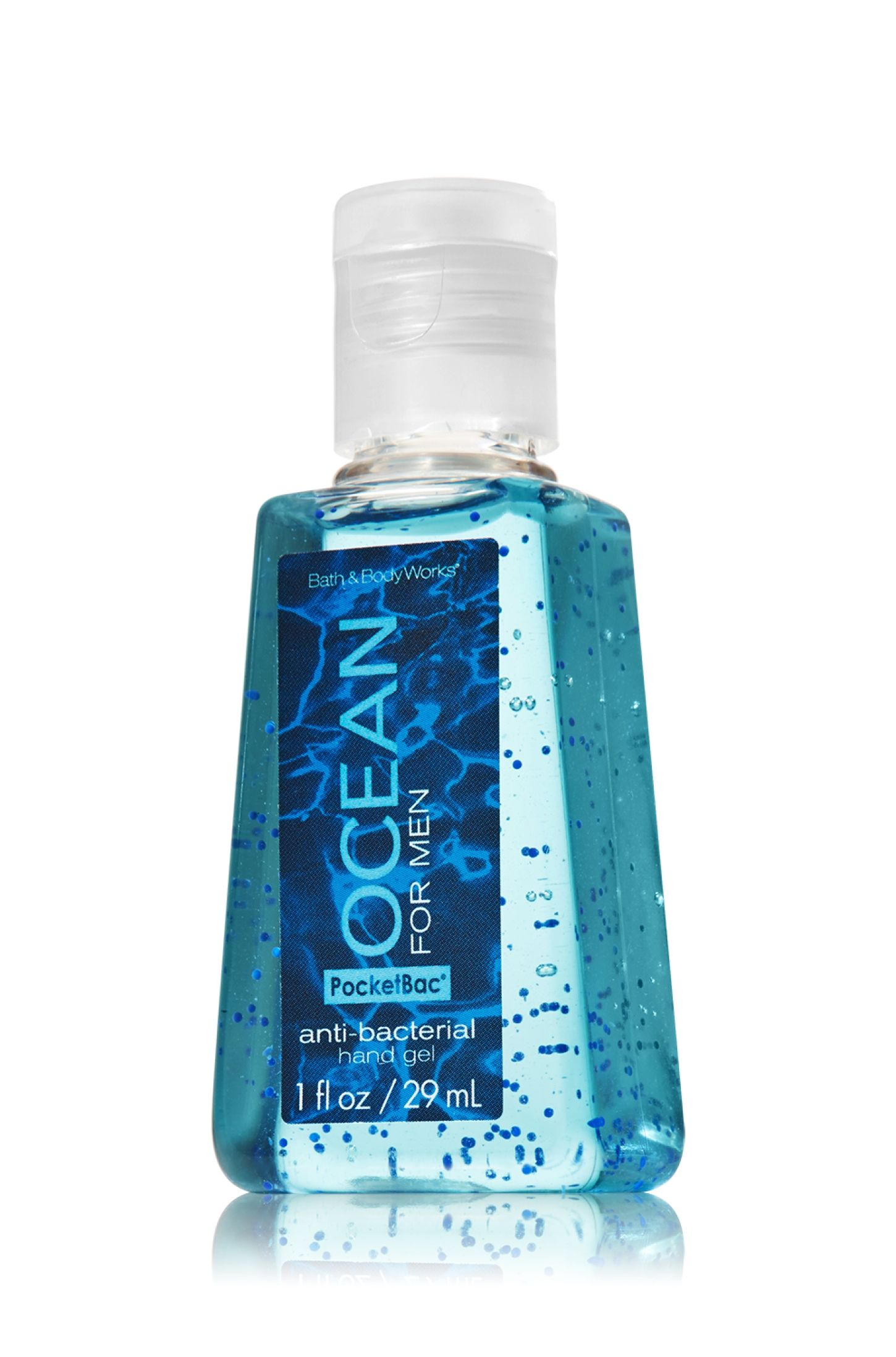 Ocean For Men Pocketbac Sanitizing Hand Gel From Bath And Body