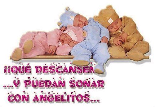 buenas noches q descansen...!! : me voy a dormir amigos... la verdad q he pasado un re lindo dia hoy junto a ustedes...   espero encontrar sus firmis mañana!!  besitos  q descansen y sueñen con los angelitos  besitos   lu :)   la_luchipereyra