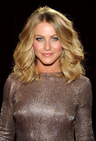 Julianne Hough hair | Long bob hairstyles, Hair styles ...