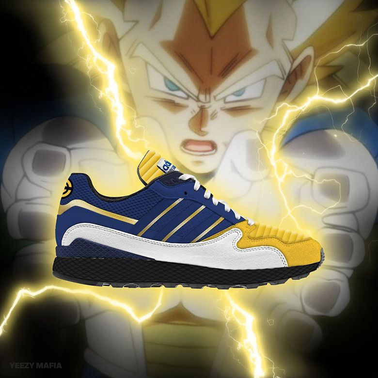 adidas basket dragon ball