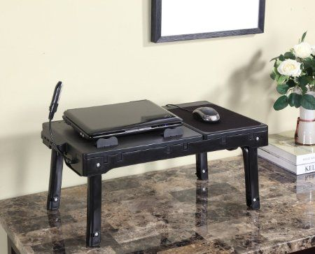 Amazon Com Kings Brand Multifunctional Laptop Table Stand With