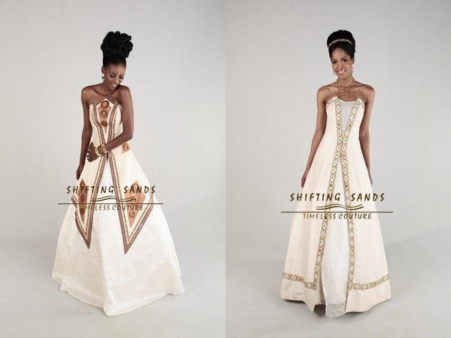 Johannesburg Traditional Wedding Dresses