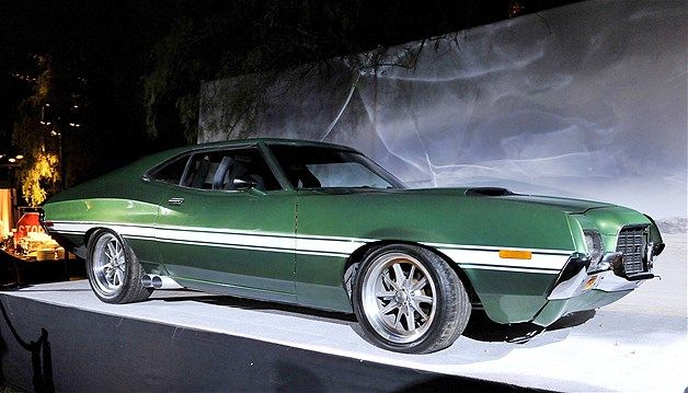 Image 1972 Ford Gran Torino From The Fast Furious Premiere In
