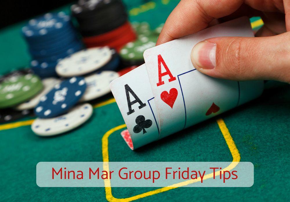 Mina Mar Group Friday Tips  ACCA TNRG FTWS