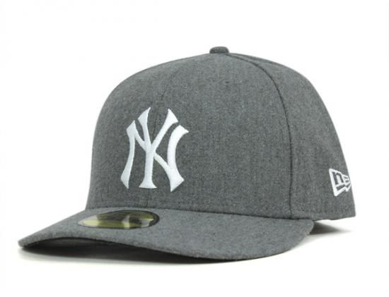 the best attitude 13e62 f7d82 New York Yankees Cooperstown Army Twill Grey 59Fifty Fitted Baseball Cap by NEW  ERA x MLB