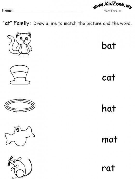 Free Printable Digraph Worksheets For Kindergarten