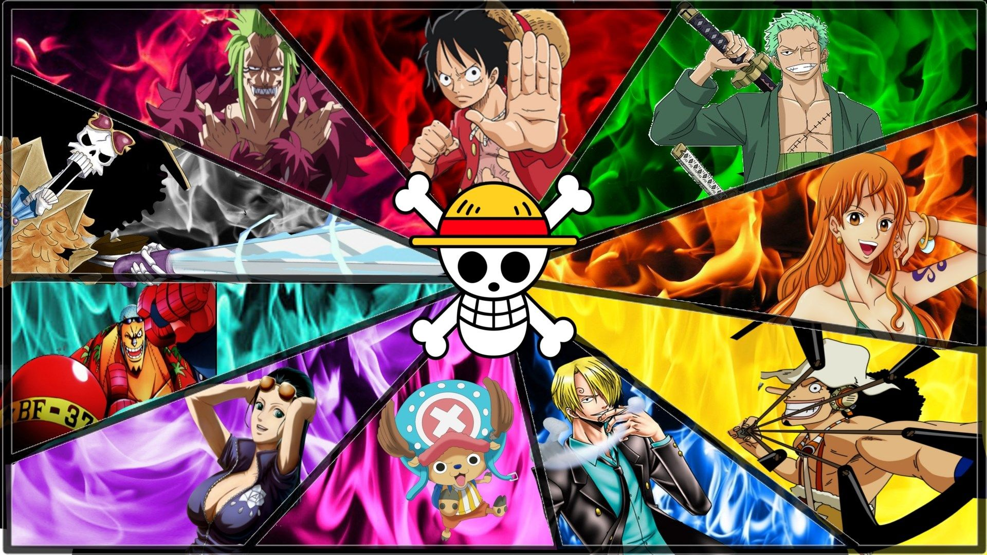 one piece background desktop free woodrow leapman