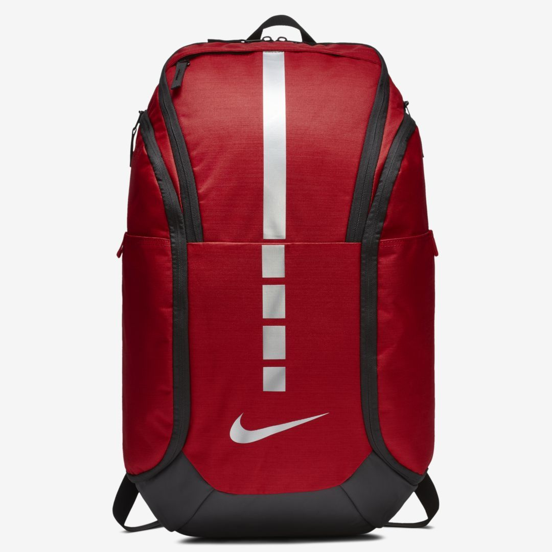 Nike Hoops Elite Pro Basketball Backpack (University Red