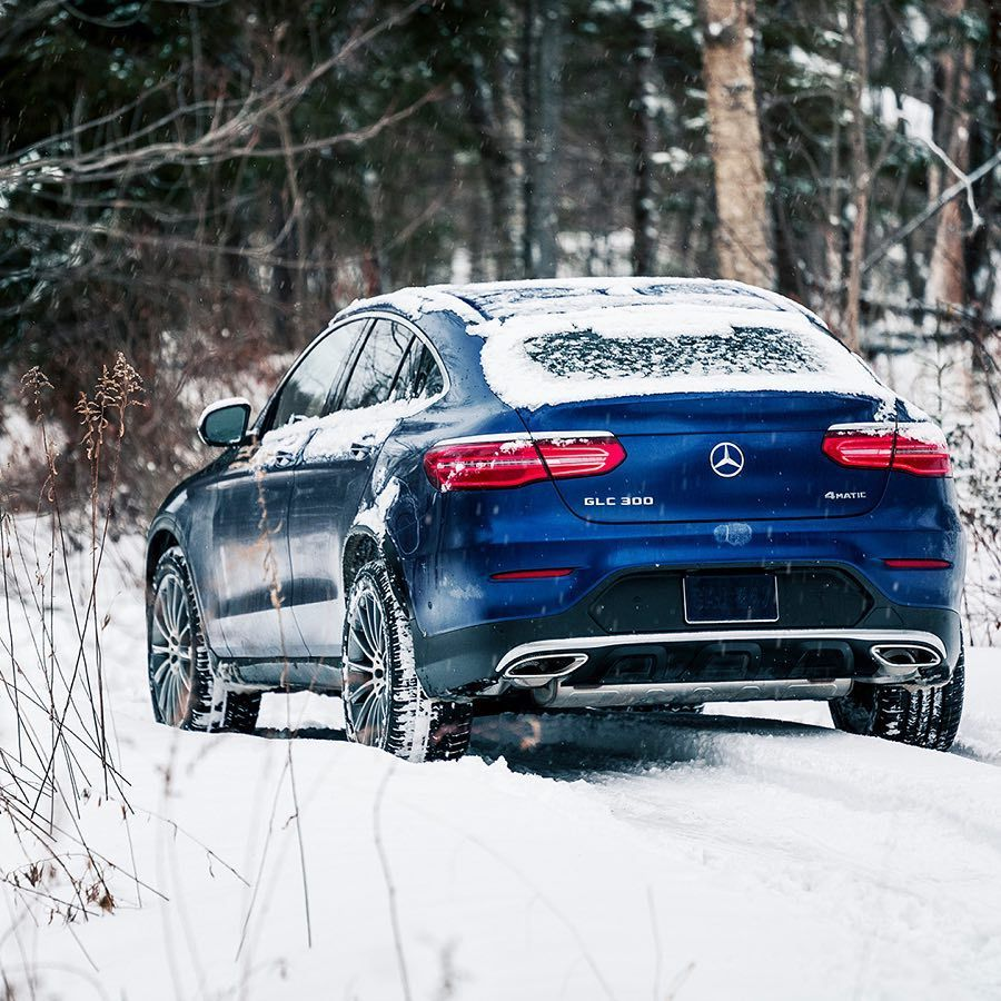 Mercedes Benz Usa On Instagram Making First Tracks In Stowe