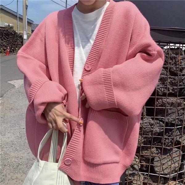Fiercely feminine sweater