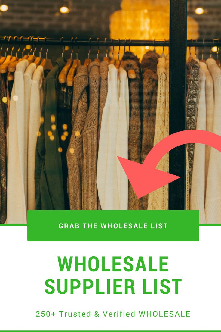 Business Startup Wholesale Distributor List 250+ US and
