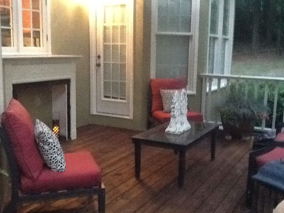 Love the redo on our deck!
