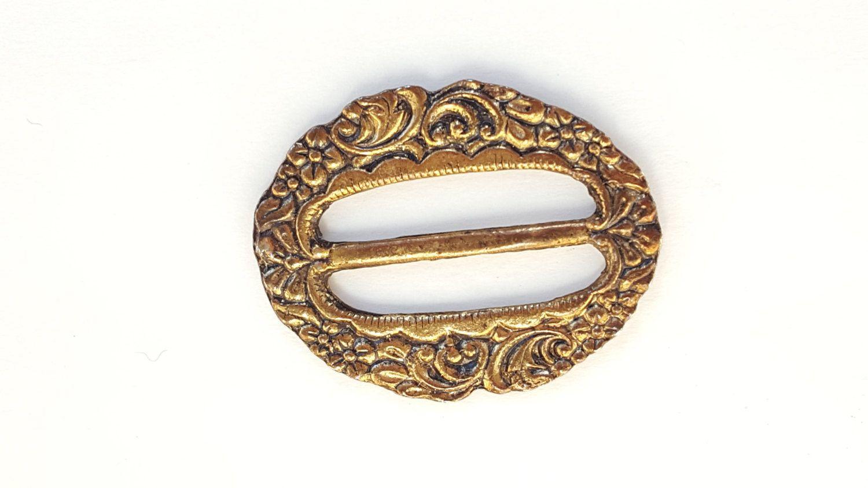 85c933af476 Vintage Brass Buckle~Ornate Cast Brass or Bronze~Sash Buckle~Belt ...