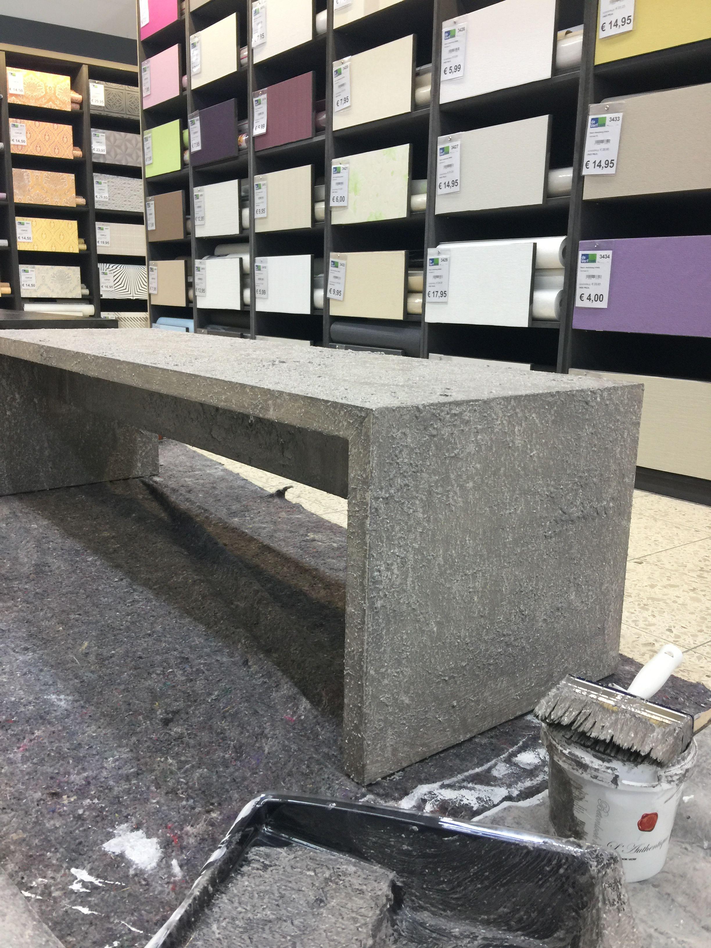 l authentique betonlook verf kleur 133 cement paint