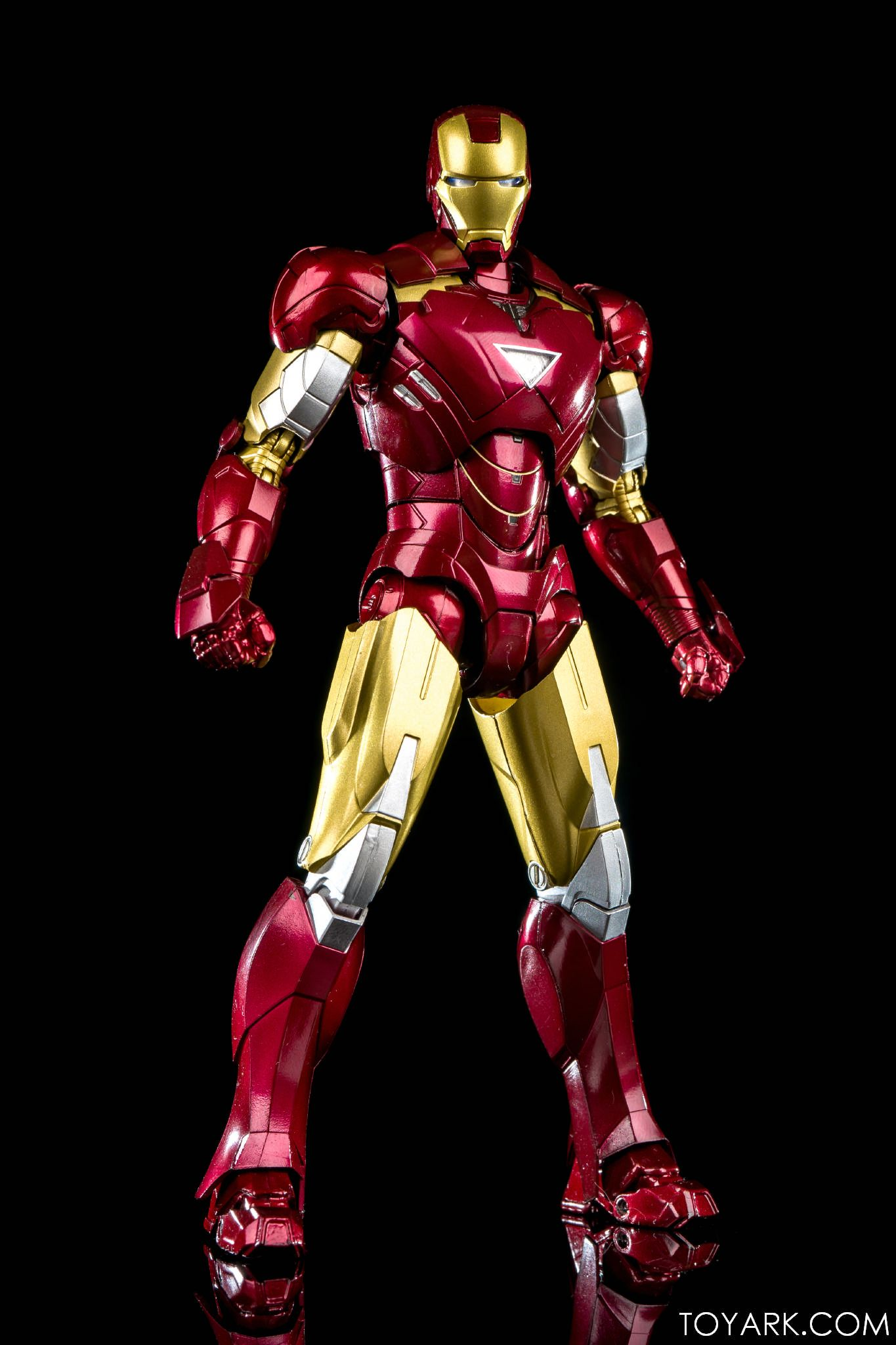 Bandai S.H.Figuarts Iron Man Mark 6 Japan version