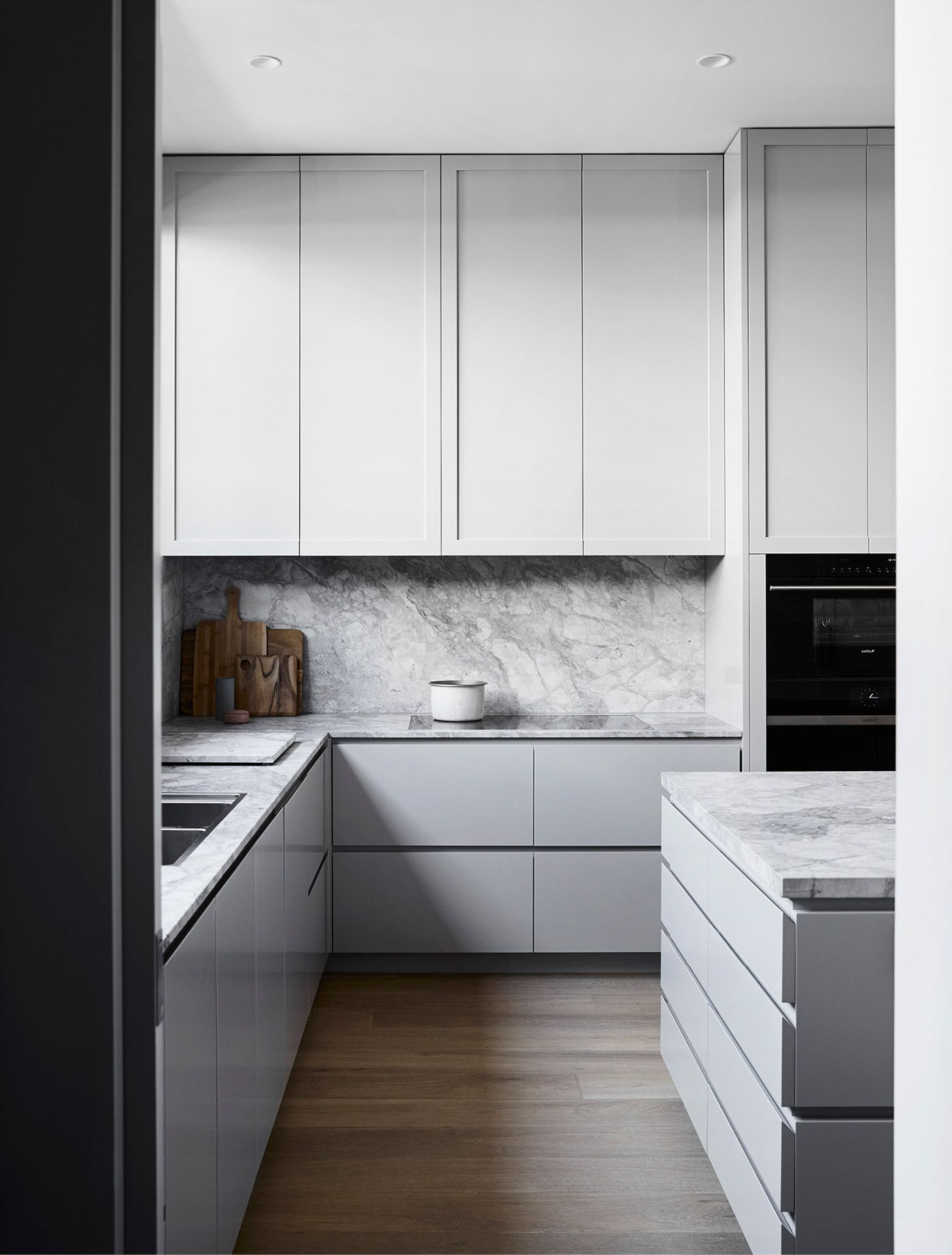 The revival of an Elsternwick residence allowed Mim Design to create ...