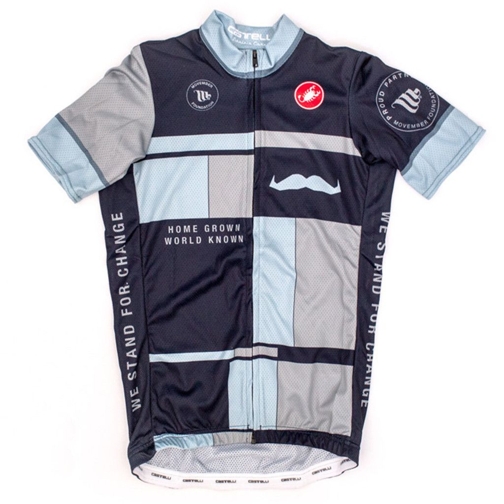 Limited Edition Movember Castelli Jersey – via Cycling Tips ... 3af581036