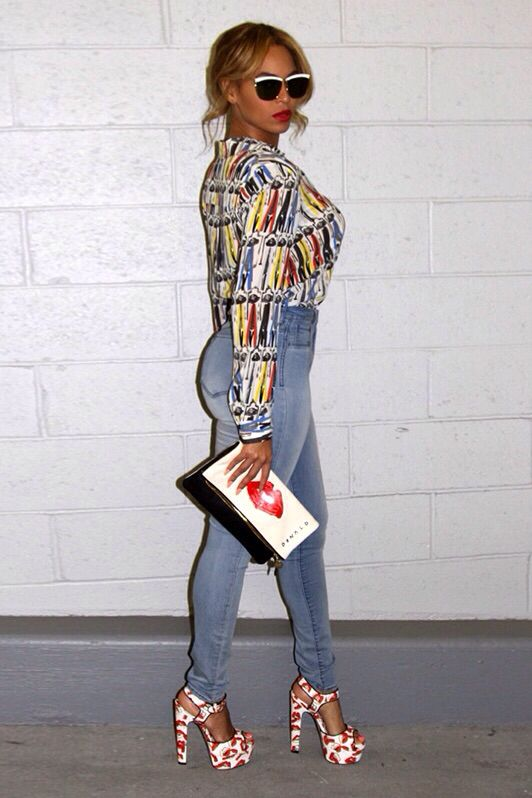 beyonce syle classy and stylish in 64