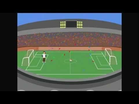 Disney Junior España | Fútbol Adorable Video for Sports Vocabulary and Present Tense Grammar
