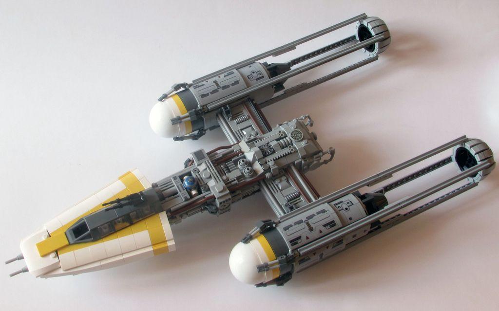Y-Wing UCS   Lego, Lego stuff and Legos