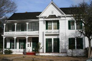 The J. B. Wells House, Gonzales
