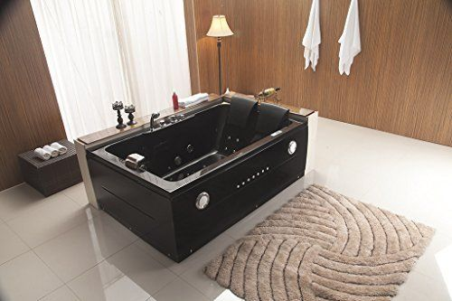 Two Person Indoor Hot Tub And Spa For Couples Indoor Hot Tub Whirlpool Hot Tub Bathtub Remodel