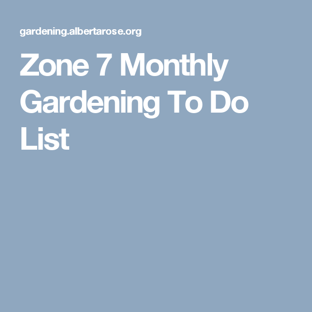 Fall Vegetable Gardening Guide For Texas: Zone 7 Monthly Gardening To Do List