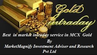 Spot gold was down 0.3 percent at USD 1,084.60 an ounce by 0240 GMT, and has dropped more than 1 percent for the week. Bullion has lost 7.5 percent so far for the month, its steepest since June 2013.  In other metals, spot platinum and palladium were slightly weaker and not far off multi-year lows, while silver was steady.   Get Free Trial Service on MCX Trading Tips, Indian Share Market Tips for 2 days on mobile for more details visit us at http://www.marketmagnify.com/services.php or call…