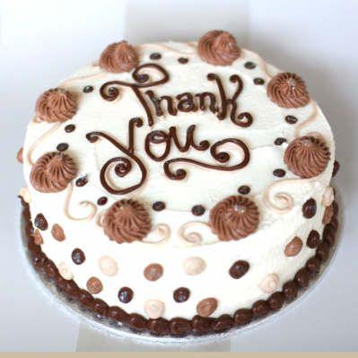 Chocolate Swirl Buttercream Cake Birthday Cakes Cake Decorating