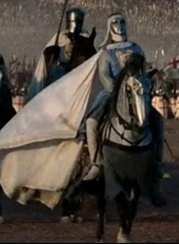 25 novembre 1177: Baldovino IV di Gerusalemme e Rinaldo di Chatillon sconfiggono Saladino nella Battaglia di Montgisard,
