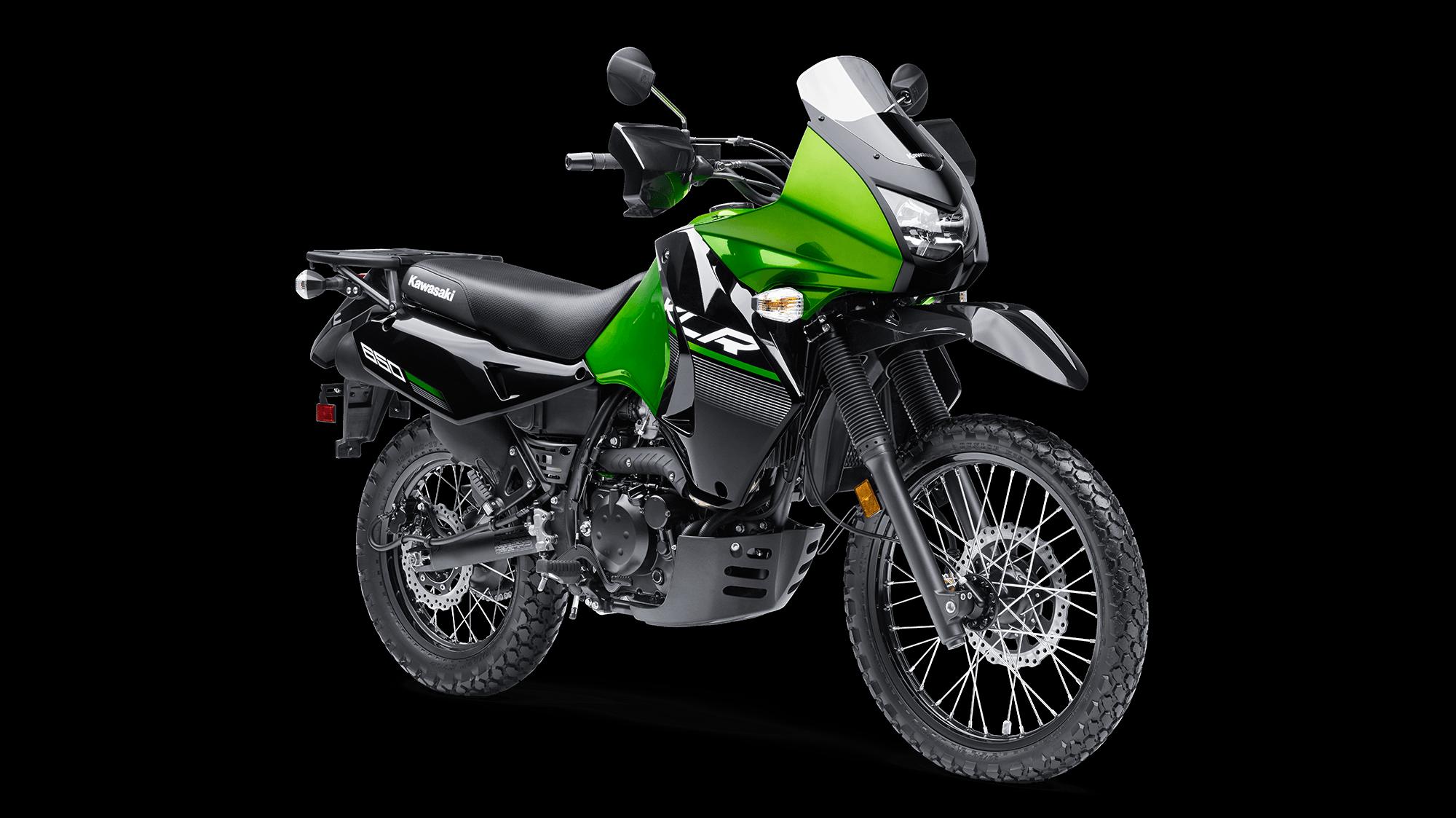 Kawasaki Klr650 Klr500 Motorcycle Service Manual Supplement Quick Reference Guide Klr 650 Motorcycle Adventure Bike