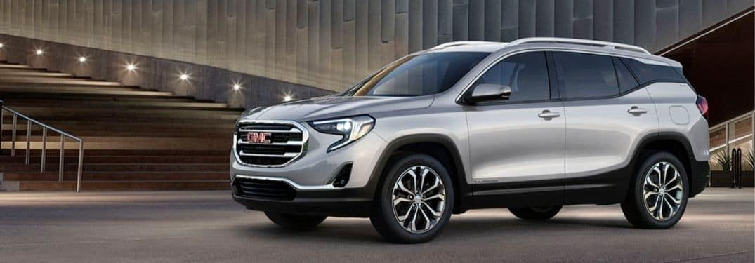 Colors Of The 2020 Gmc Terrain Carlblackroswell In 2020 Gmc