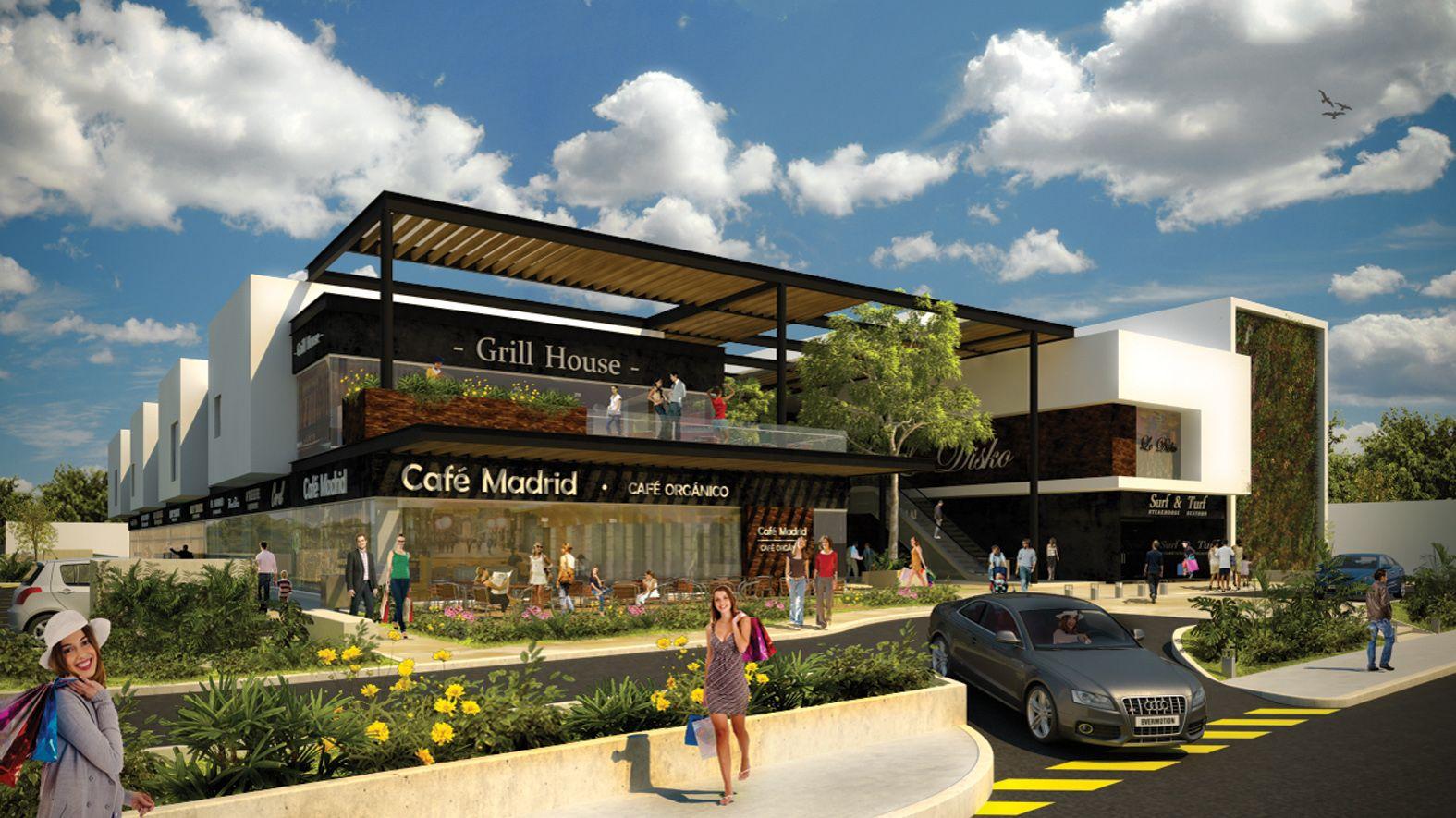 centros comerciales modernos buscar con google plazas