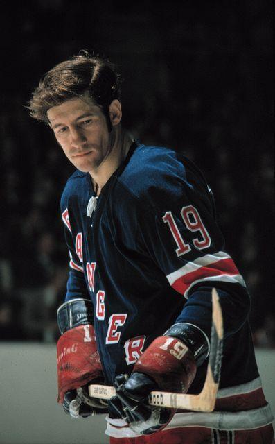 Jean Ratelle - New York Rangers  a3468b48a