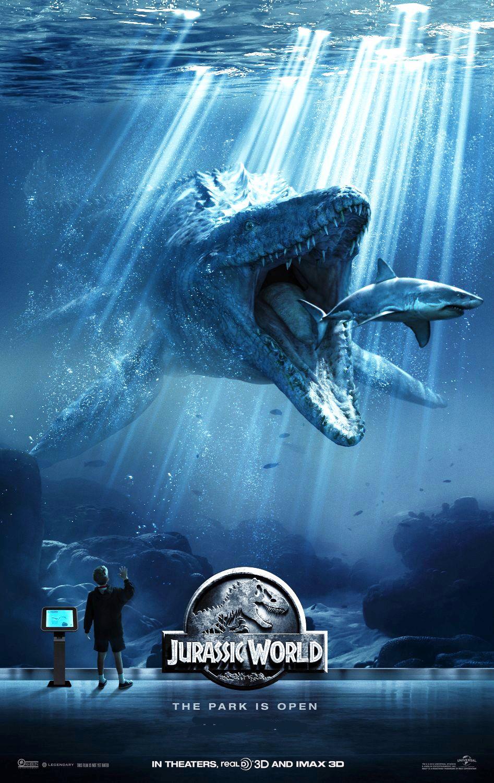 Jurassic World (2015) Hindi Dubbed Movie HD Jurassic