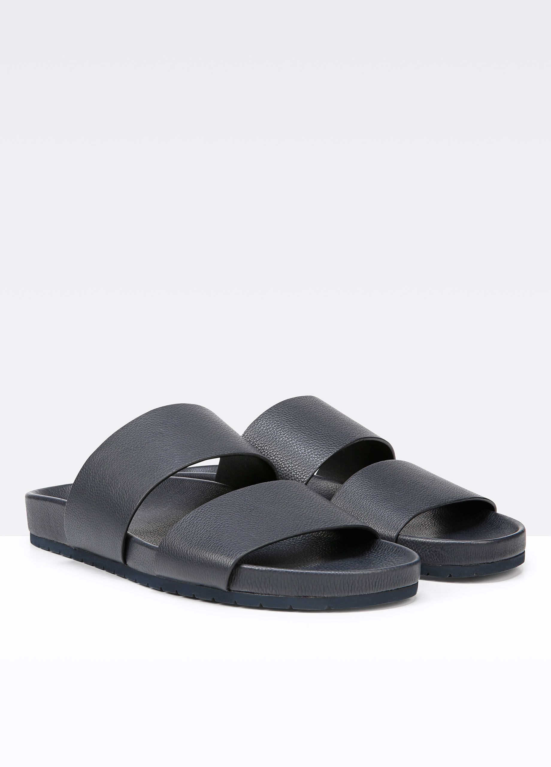 e8210ef4976 Georgie Textured-Leather Sandals for Women