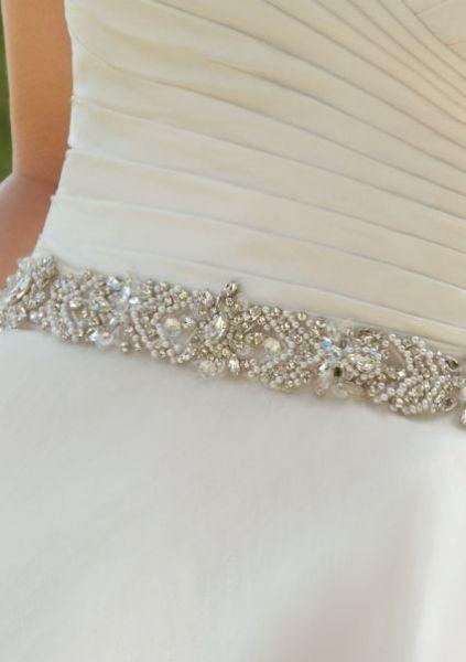 Cinto para vestido de noiva  separamos os mais lindos modelos ... 592f0d3aaa8