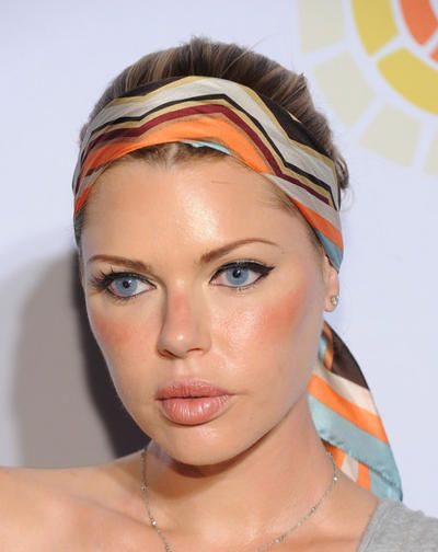 Actress Sophie Monk arrives at