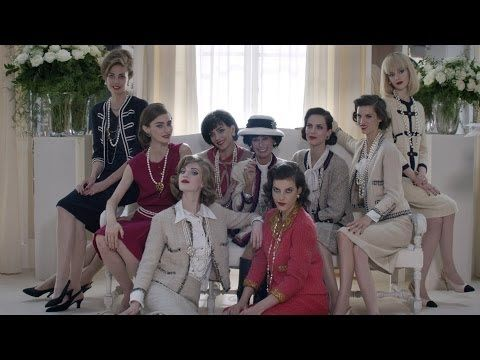 "▶ ""The Return"" by Karl Lagerfeld - The Film - YouTube"