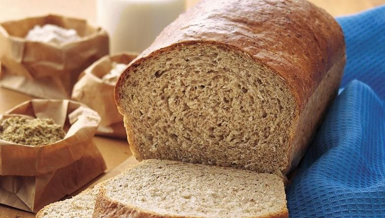 Add goodness of flaxseed to your homemade whole wheat ...