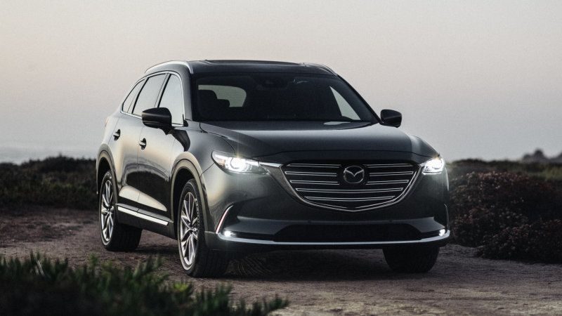 2020 Mazda Cx 9 Gets A Light Refresh With More Torque And Features Mazda Cx 9 Mazda Crossover Suv
