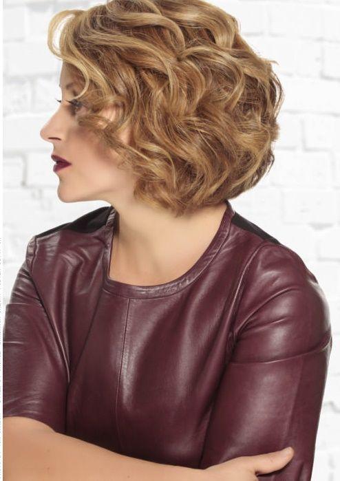 Стрижки и причёски для полных женщин 2016 (82 Фото ...