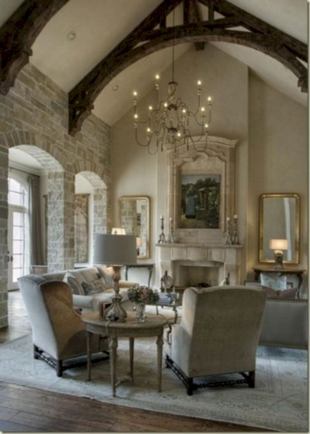 Top 5 Elegant French Country Home Architecture Ideas   Arredamento ...