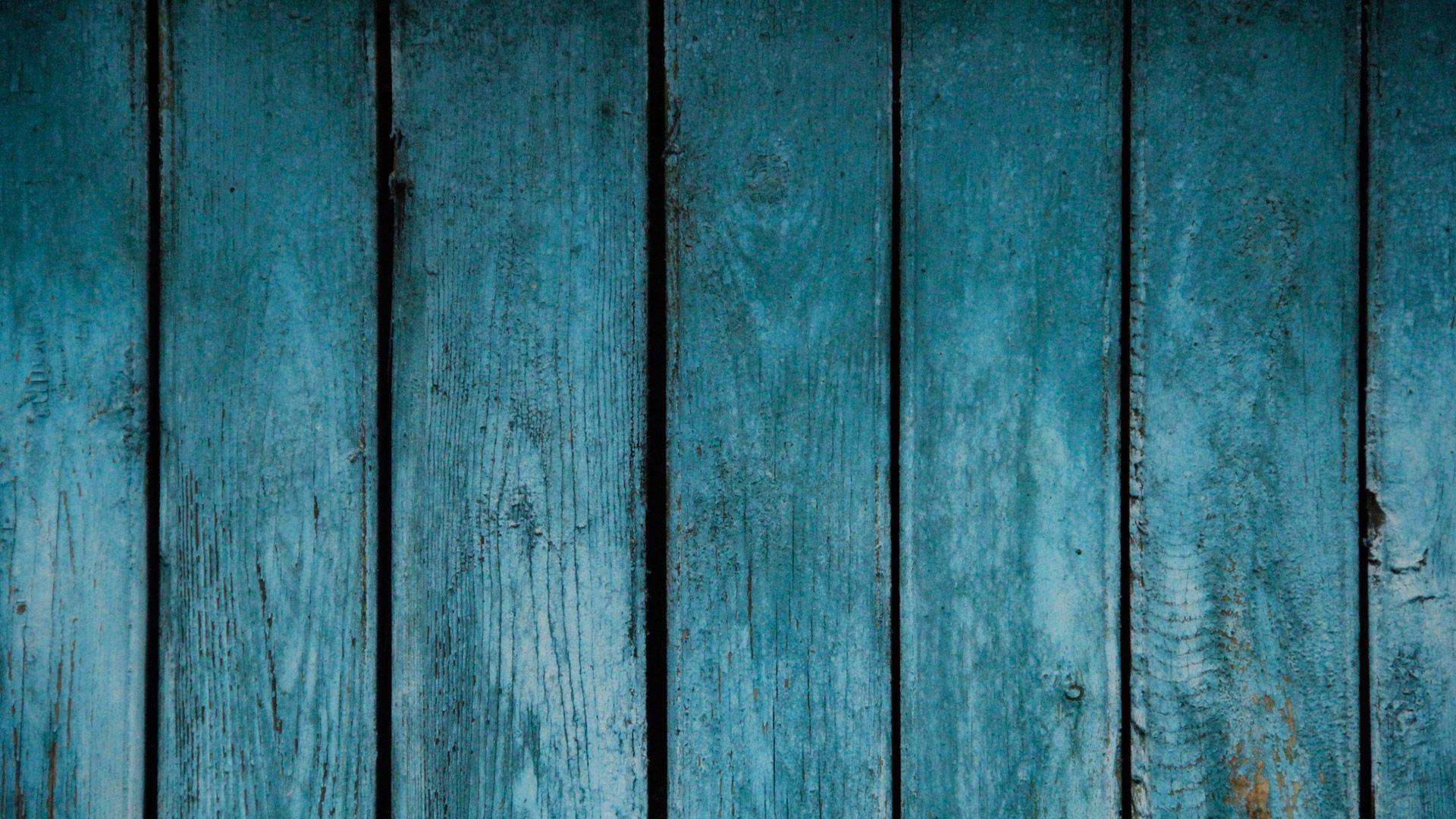 Fondos De Pantalla Madera Hd Vintage Para Fondo Celular En: Azules Madera Hd Minimalista Azul Escritorio 169 Texturas