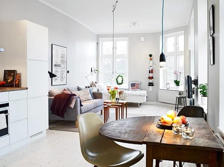 Amazing Small Apartment In Gothenburg All Decorations